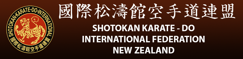 Shotokan Karate-Do International Federation NZ